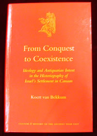 Book cover for From conquest to conexsistence.