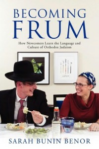 Becoming Frum book cover